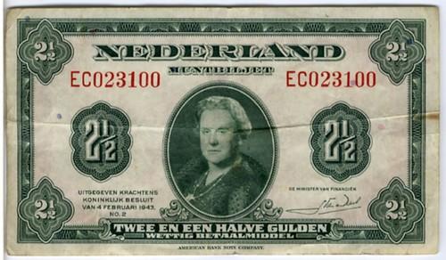 729 nederlands geld gedrukt in amerika en door de for Gulden interieur rotterdam openingstijden